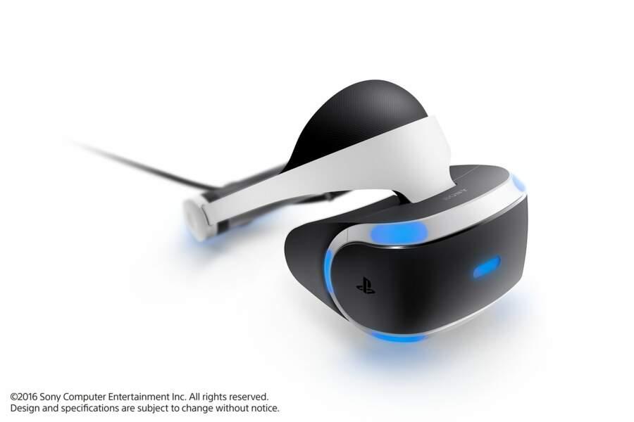 Sony Playstation VR : la réalité virtuelle pour les fans de la PS4