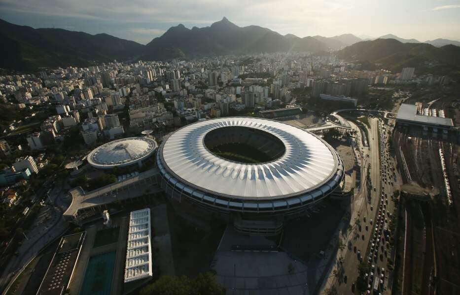 Cérémonies, foot, athlétisme, volley, marathon au menu dans la région du Maracanã