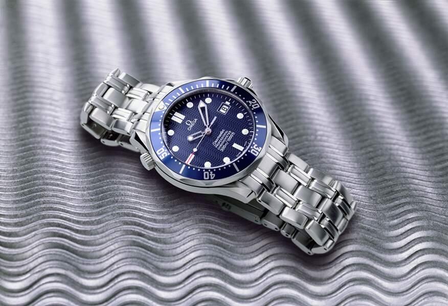 3.400 euros : Omega Seamaster Diver 300 M