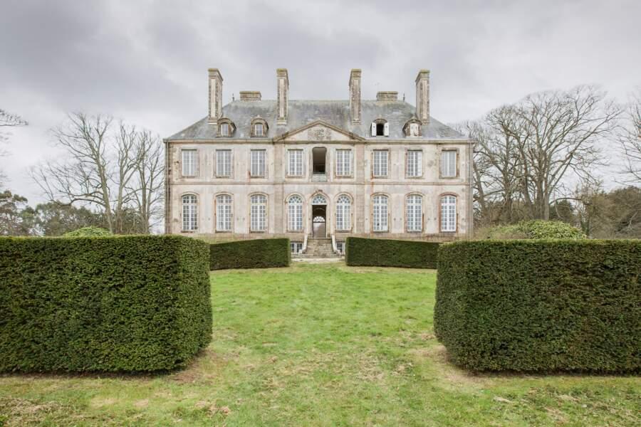 Normandie : Château de Carneville