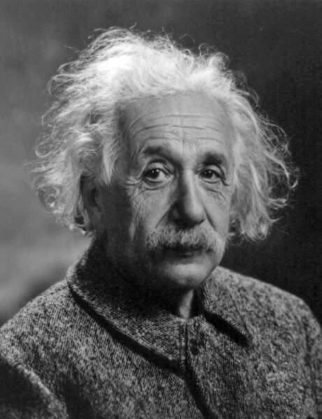 Albert Einstein, scientifique
