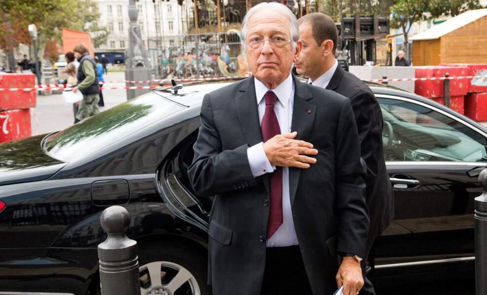 19. Rodolphe Saadé (CMA CGM)