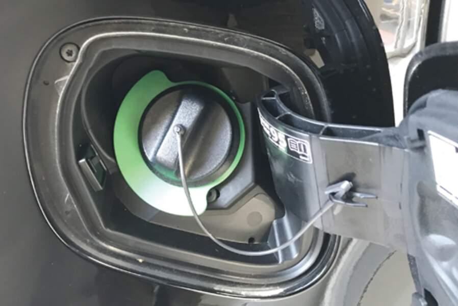 Détrompeur de carburant, par Bruno Auribeau