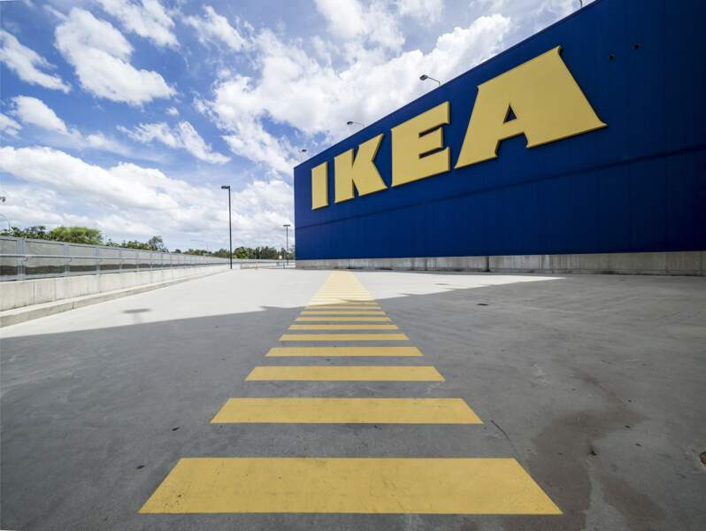 Ikea, refuge contre la canicule en Chine