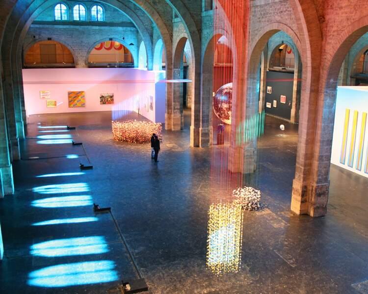 Le CAPC, musée d'art contemporain