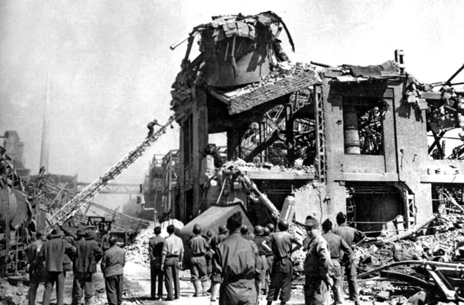 28 JUILLET 1948 : Nuage de méthoxyméthane en Allemagne