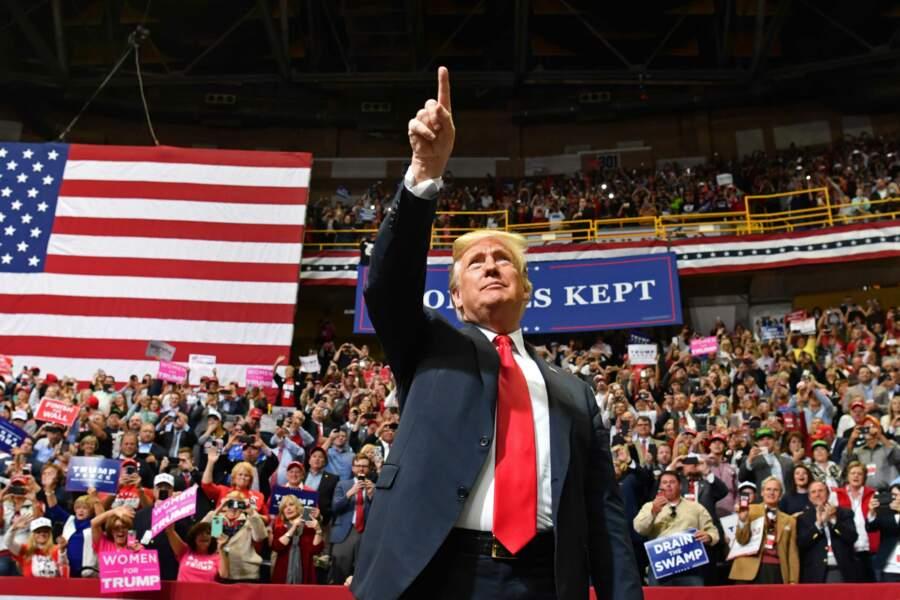 Elections de mi-mandat aux Etats-Unis (novembre 2018)