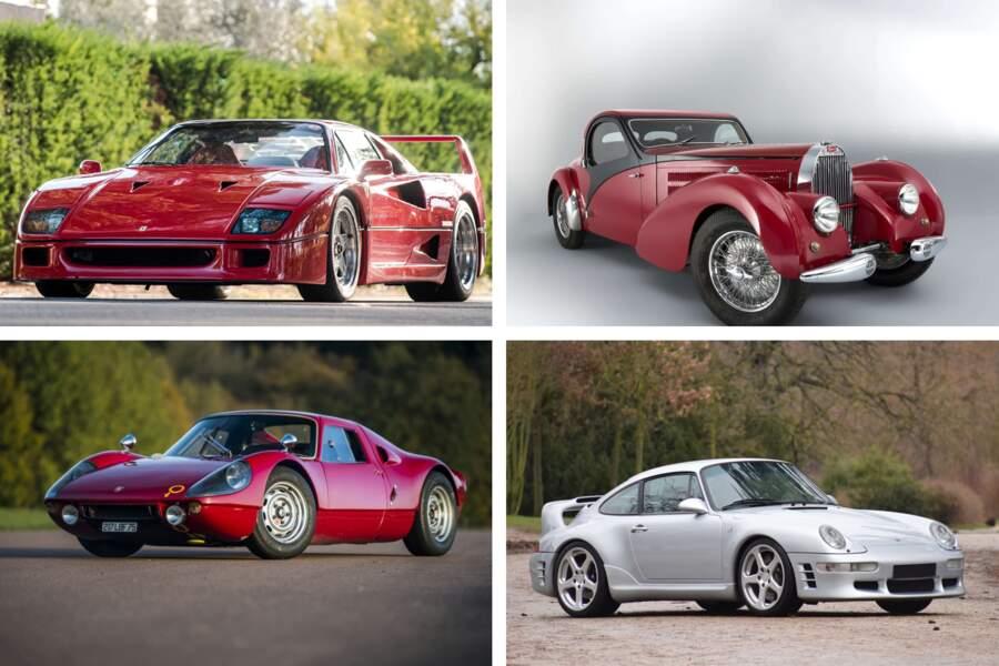 Rétromobile 2018 : 32 millions d'euros d'automobiles d'exception