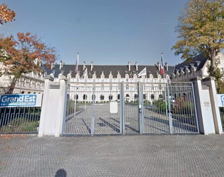 9,3 millions d'euros, le prix de la rénovation en pure perte de l'ancien hôtel de région de Champagne-Ardenne
