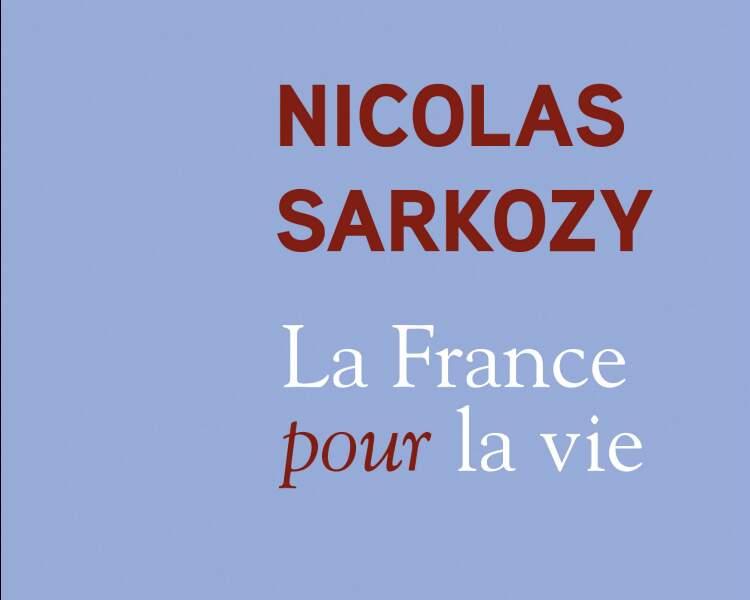 Nicolas Sarkozy : 155 022 livres vendus