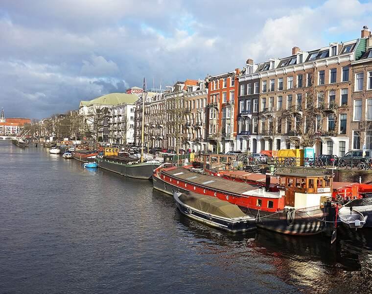 12ème : Amsterdam