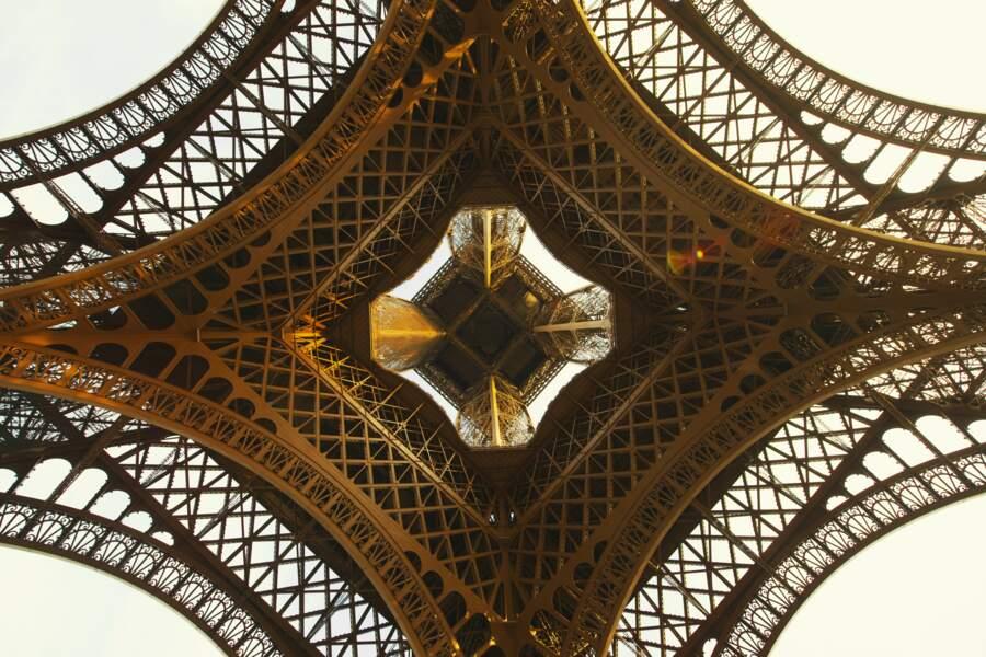 La tour Eiffel - Un laboratoire scientifique expérimental !