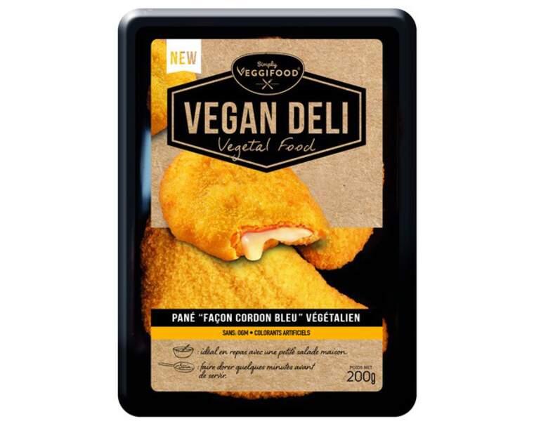 "Pané ""façon cordon bleu"" Vegan Deli"