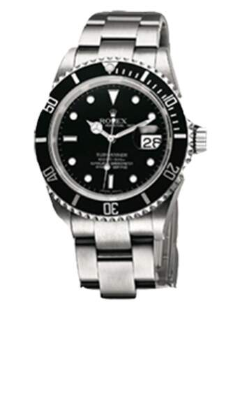 5.000 euros : Rolex Submariner Oyster Perpetual Date 16610