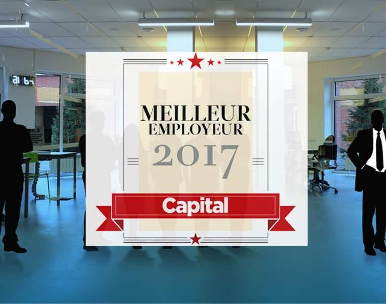 Les 15 employeurs préférés des salariés français