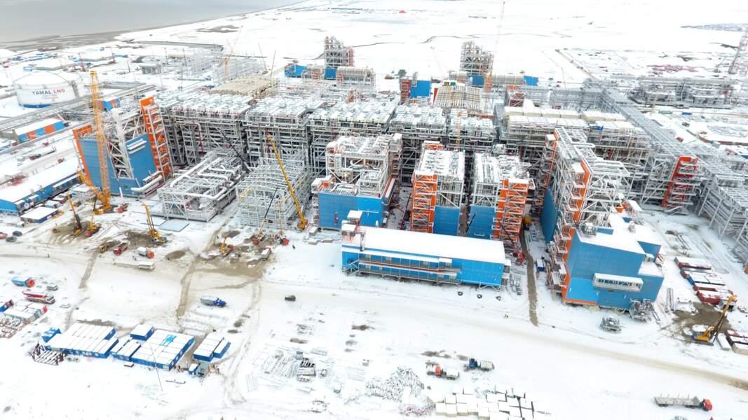 Yamal va considérablement augmenter les capacités de production de GNL en Russie