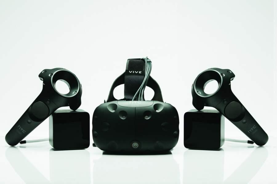 HTC Vive : le plus gros concurrent d'Oculus ?
