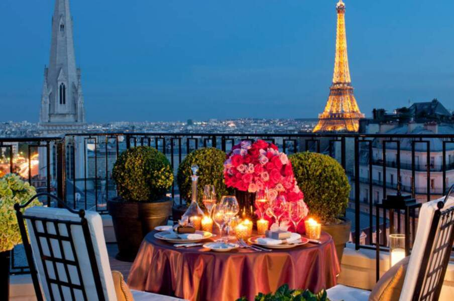Four Seasons Hotel Georges V, Paris 8
