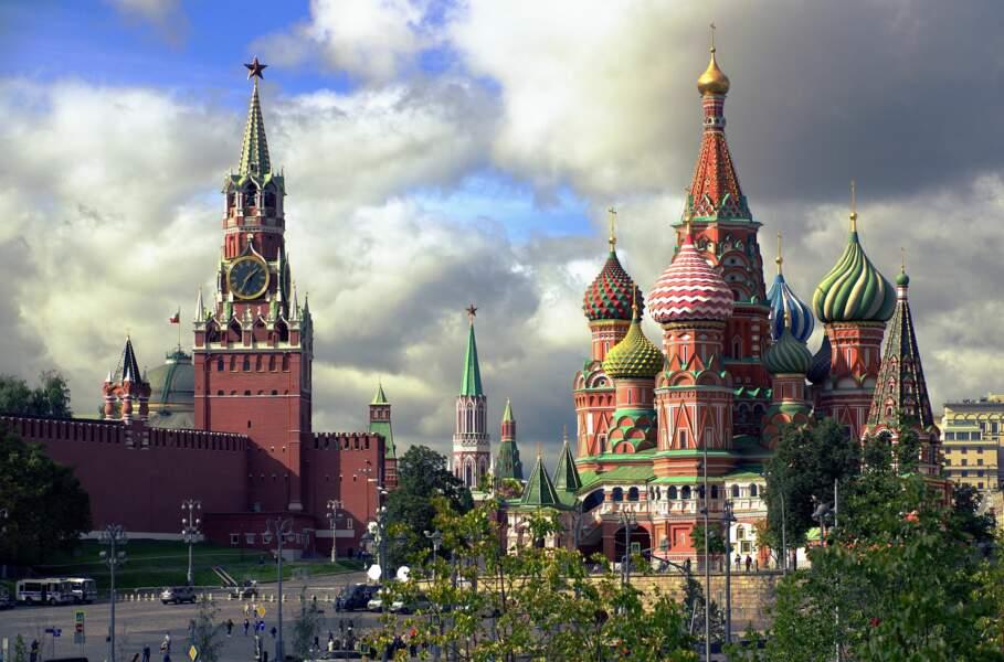 Les actions russes, pour les amateurs de gros dividendes