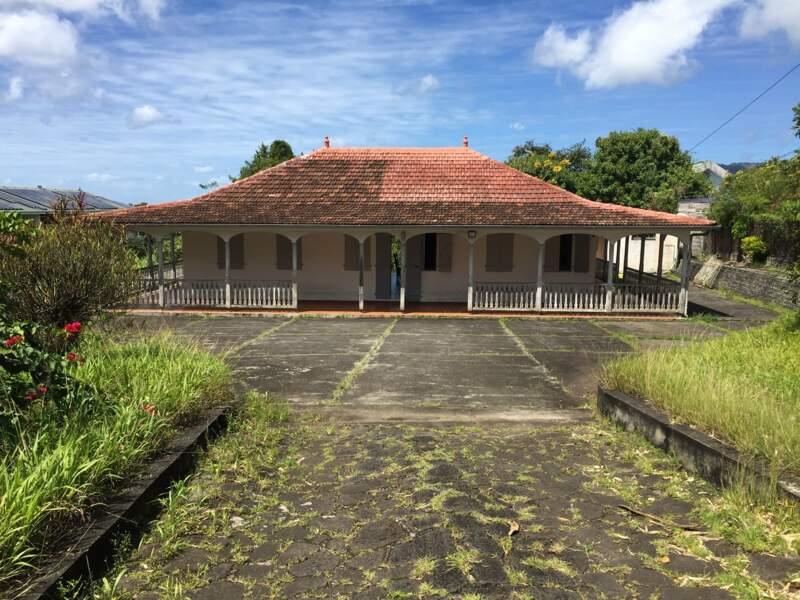 Martinique : Maison Aimé Césaire