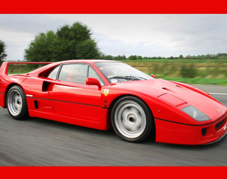 La Ferrari F40
