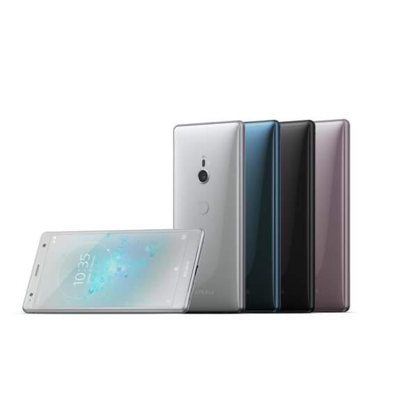 Sony renouvelle sa gamme Xperia avec le XZ2 et le XZ2 compact