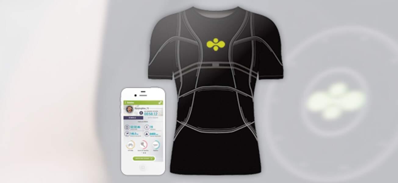 SmartSensing, le textile connecté