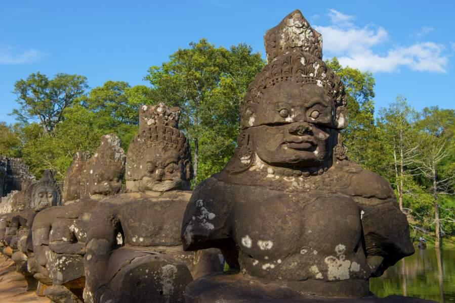 7 - Cambodge : un aller-retour à 750 euros pour visiter les temples d'Angkor