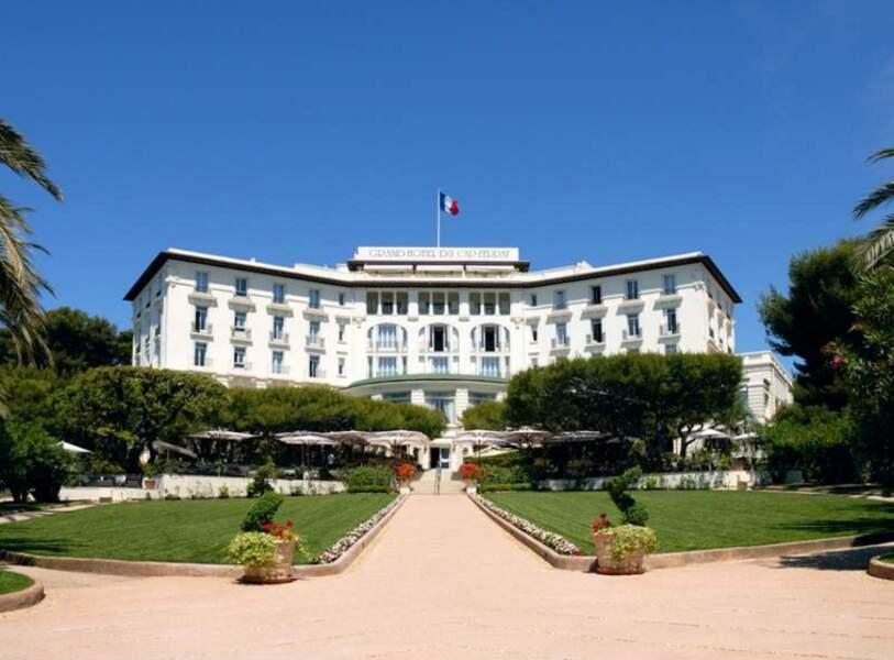 Grand Hôtel du Cap-Ferrat – A Four Seasons Hotel, Saint-Jean Cap-Ferrat