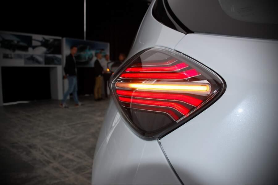 Des feux arrière à LED