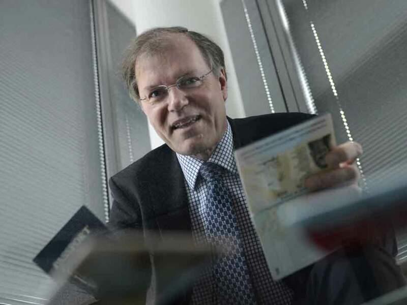 Le CV de Olivier Piou, Chief Executive Officer de Gemalto