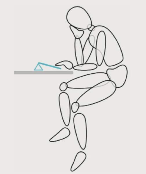 Le torticolis du surf sur iPad
