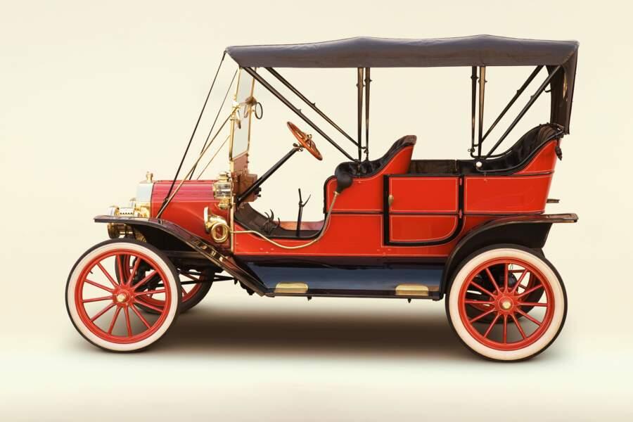 1908 : La Ford T, premier véhicule utilitaire de l'histoire
