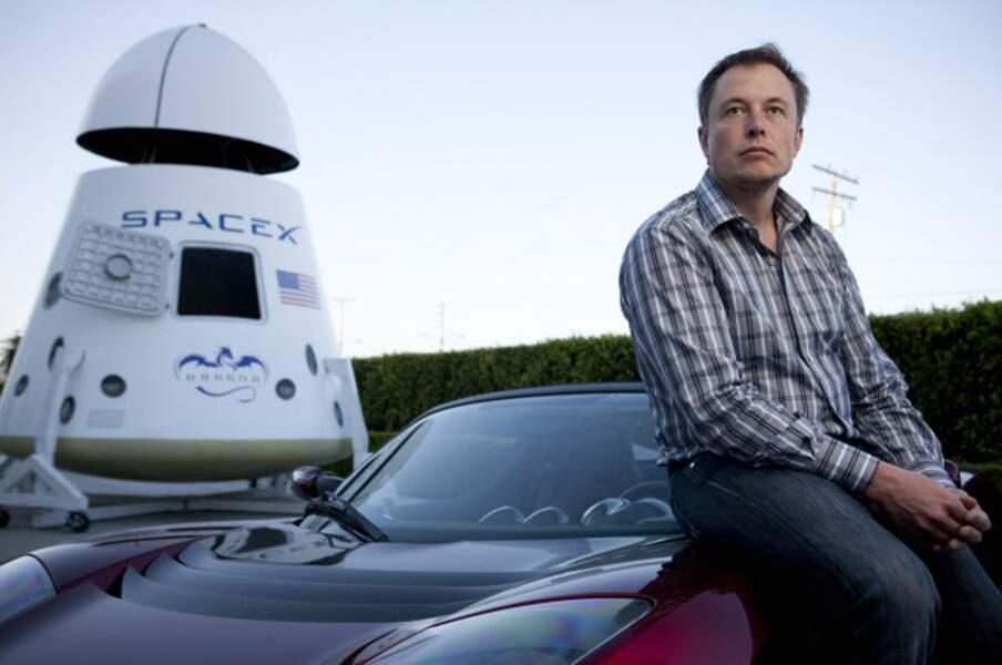 Elon Musk, l'inventeur du projet