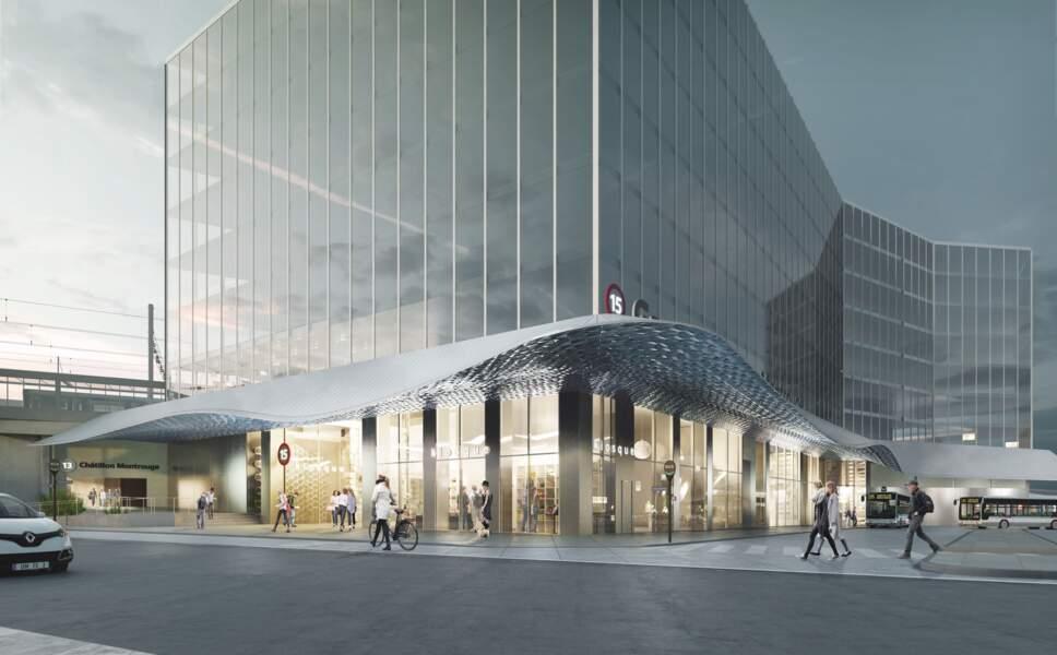 Gare de Montrouge