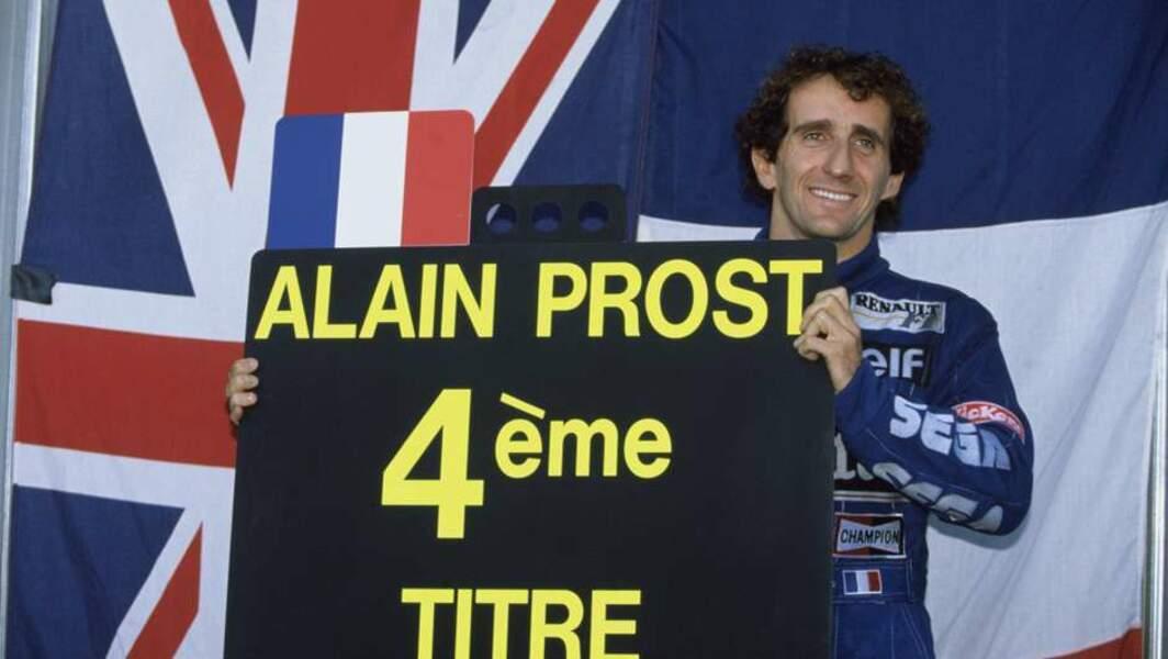 1981 : Arrivée d'Alain Prost