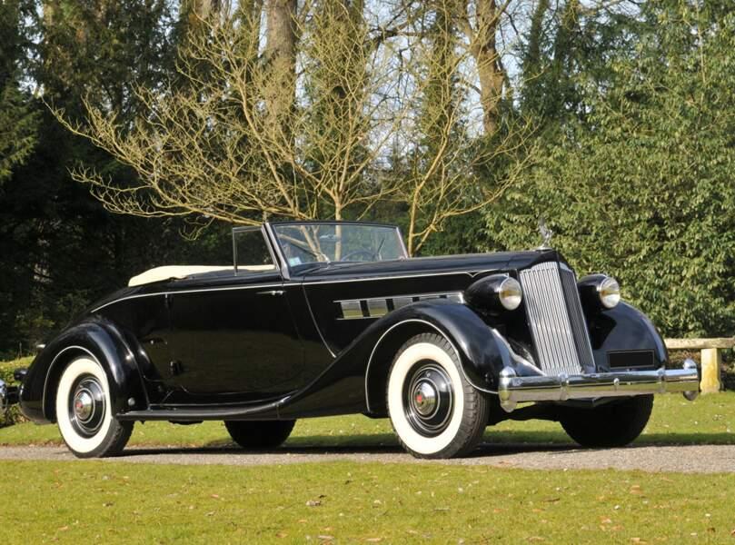 Packard 1108 Twelve Limousine