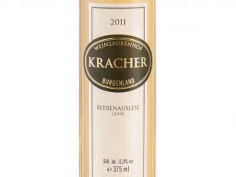 Petit vin fruité et sucré servi chez Austrian