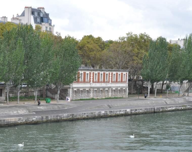 """Les héros de """"Profilage"""" sur les quais de Paris"""