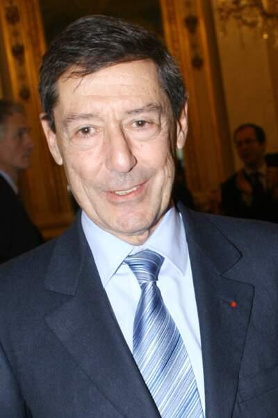 Serge Tchuruk, ex-président d'Alcatel-Lucent
