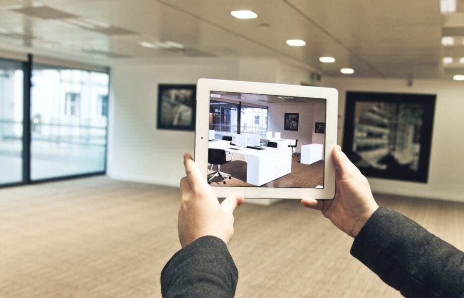 Cornerly, un showroom interactif