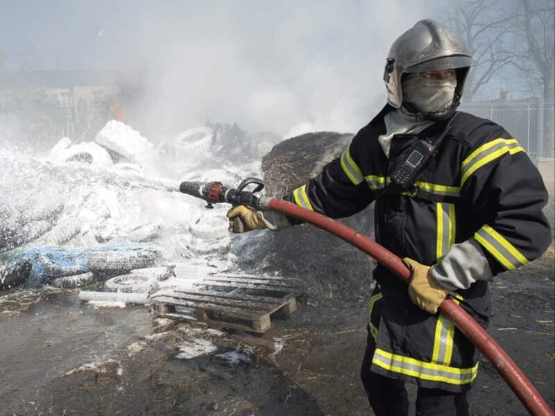 Les sapeur-pompiers