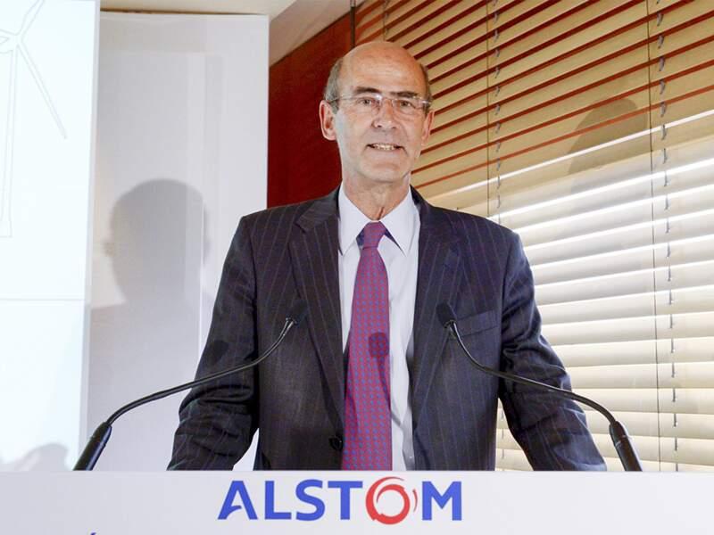 Le CV de Patrick Kron, P-DG d'Alstom