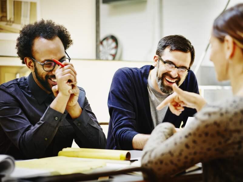 5. Propagez de la joie dans une entreprise