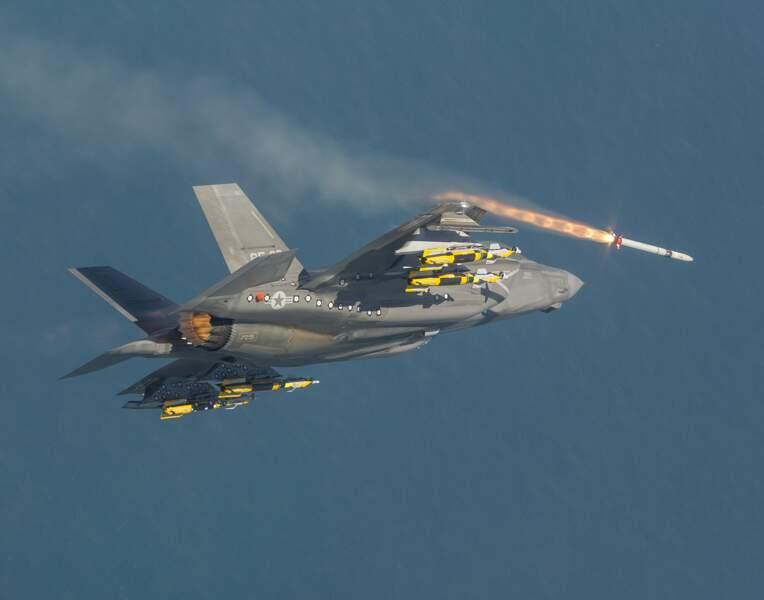 Le F-35 de Lockheed Martin