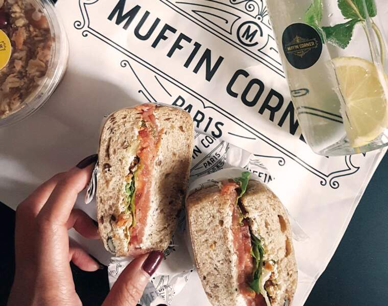 Muffin Corner