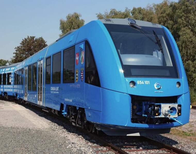 Les trains à hydrogène remplaceront des milliers de locos diesel polluantes