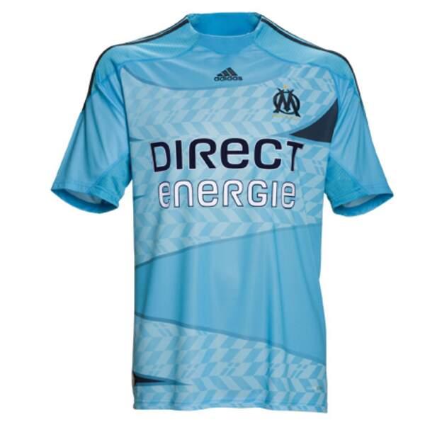 """Le maillot """"Trace de pneu"""" (2009-2010)"""