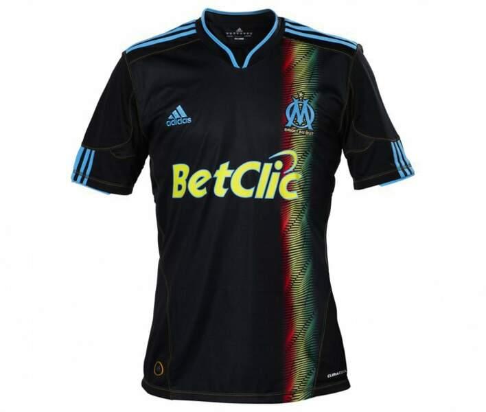 """Le maillot """"Afrique"""" (2010-2011)"""