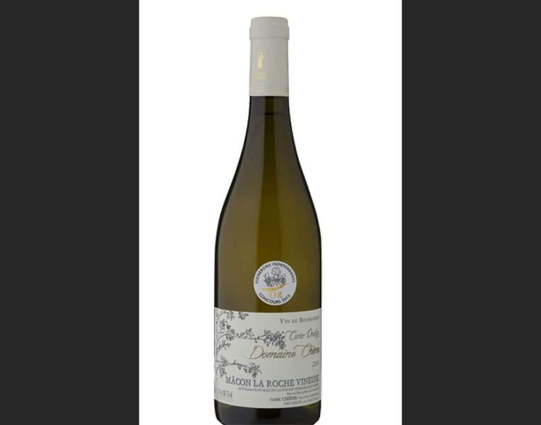 Mâcon La Roche vineuse, 2015, Domaine Chêne, cuvée Prestige